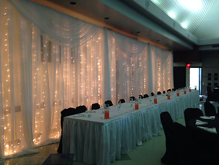 Banquet Hall Wedding