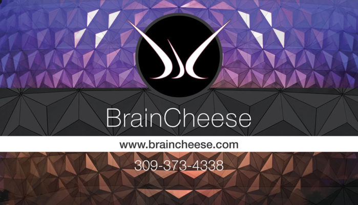 BrainCheese Web Design