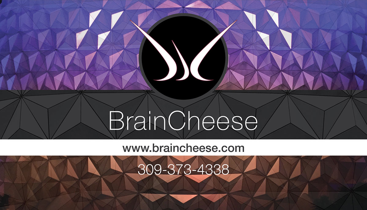 BrainCheese Web Design