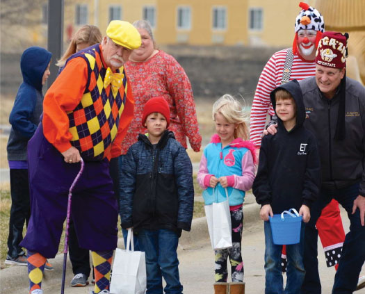 Clowns & Kids
